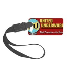 UUW_60s_poster Luggage Tag