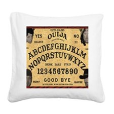 ouija_mousepad Square Canvas Pillow