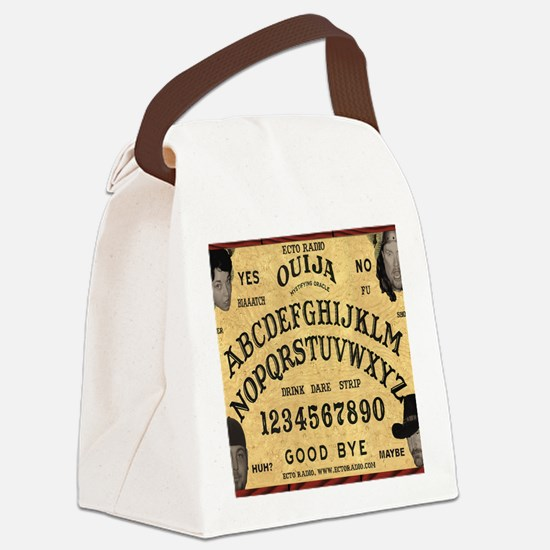 ouija_mousepad Canvas Lunch Bag