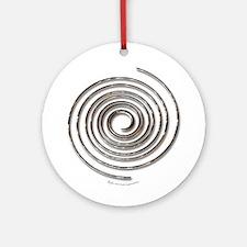 Spiral Ornament (Round)