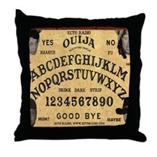 ouija_mousepad Throw Pillow