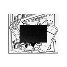 3-7730_business_cartoon Picture Frame