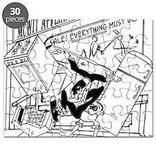 3-7730_business_cartoon Puzzle