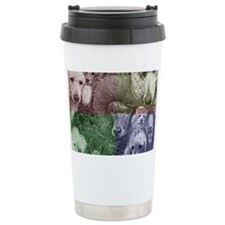 FBPoodlegroupcollage2 Travel Mug