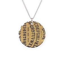 Ouija16x20_print Necklace