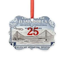 ElSalvador Ornament