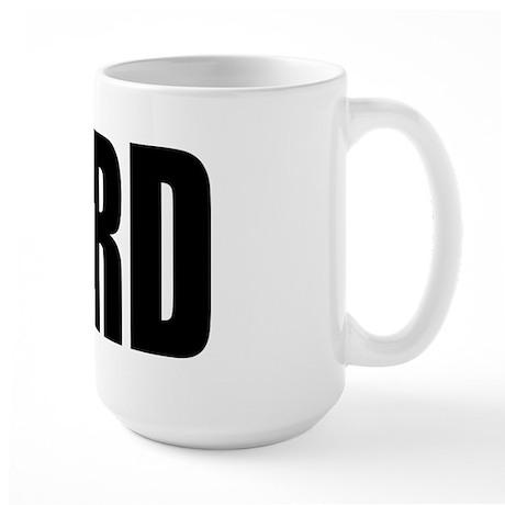 Nerd Large Mug