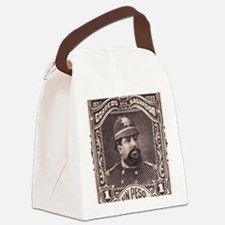 ElSalvador Canvas Lunch Bag