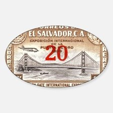 ElSalvador Decal