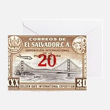 ElSalvador Greeting Card