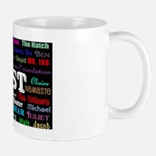 LOSTcollagerect Mug