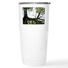 NoteCard-sandflat.gif Travel Coffee Mug