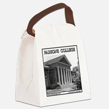 PARSONS #1 Tile  Canvas Lunch Bag