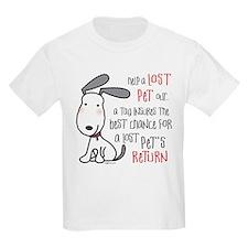 Best Chance Return Kids T-Shirt