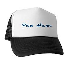 Pau Hana Trucker Hat