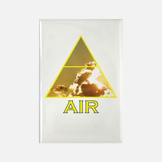 Air Element Rectangle Magnet