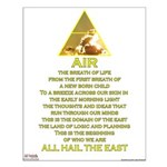 Air Element Small Poster
