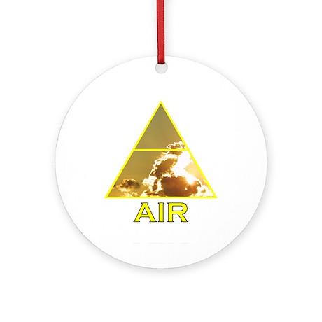Air Element Ornament (Round)