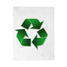 2-recycle-congress-040504 Twin Duvet