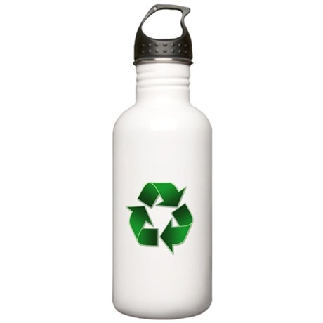 2-recycle-congress-040 Stainless Water Bottle 1.0L