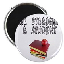 Stright A sTUDENT Magnet