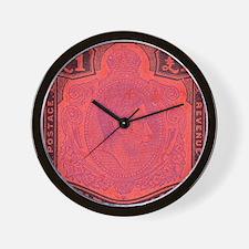 bermuda-kgv-Pound Wall Clock