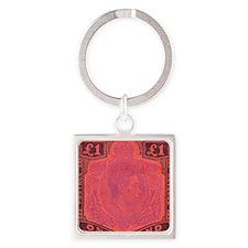 bermuda-kgv-Pound Square Keychain