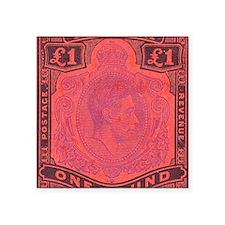 "bermuda-kgv-Pound Square Sticker 3"" x 3"""