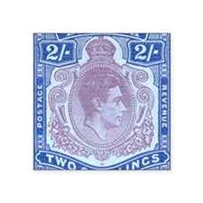 "bermuda-kgv-2s Square Sticker 3"" x 3"""