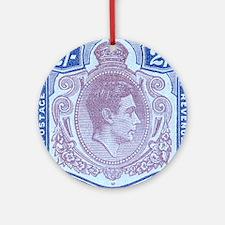 bermuda-kgv-2s Round Ornament