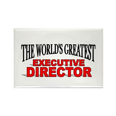 """""""The World's Greatest Executive Director"""" Rectangl"""