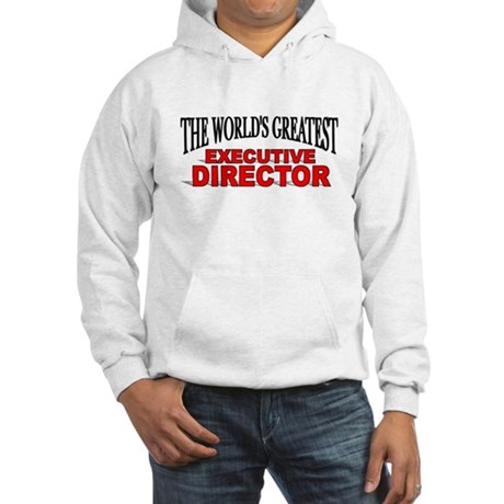 """The World's Greatest Executive Director"" Hooded S"