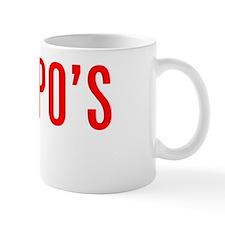 gotlipoblack Small Mug