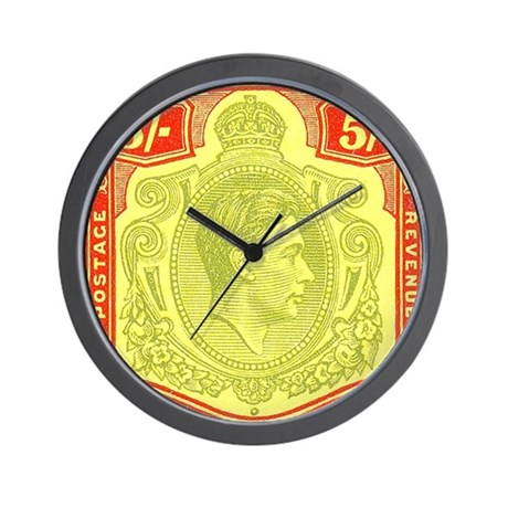bermuda-kgv-5s Wall Clock