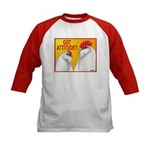 Got Attitude? Kids Baseball Jersey