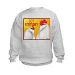 Got Attitude? Kids Sweatshirt