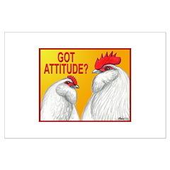 Got Attitude? Posters