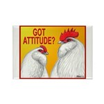 Got Attitude? Rectangle Magnet (100 pack)