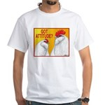 Got Attitude? White T-Shirt