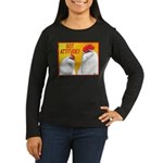 Got Attitude? Women's Long Sleeve Dark T-Shirt