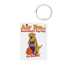 BasketballAirBud Keychains