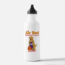 BasketballAirBud Water Bottle