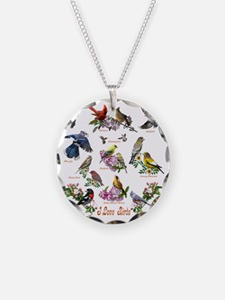 12 X T birds copy Necklace