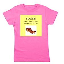 books Girl's Tee