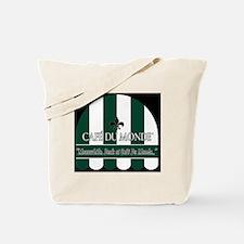 CDM-Logo-BW (7) Tote Bag