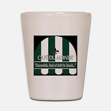 CDM-Logo-BW (7) Shot Glass