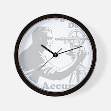 SurvDoIt4DK Wall Clock