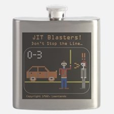 JIT Blasters Image for Shirt 4 Flask