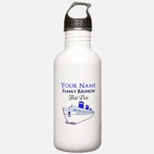 FAMILY REUNION CRUISE Water Bottle