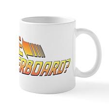Hoverboard T-Shirt Mug